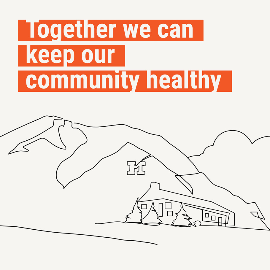 Together we can keep our community healthy